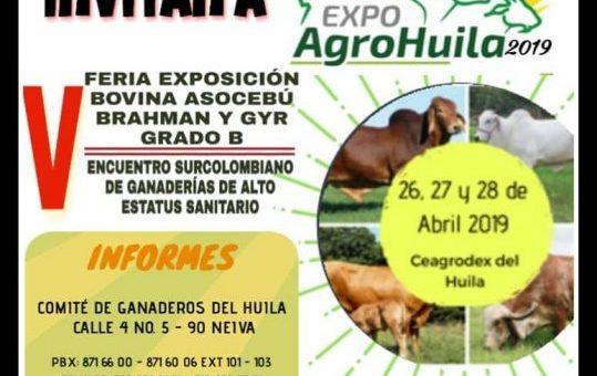 ExpoAgroHuila 2019