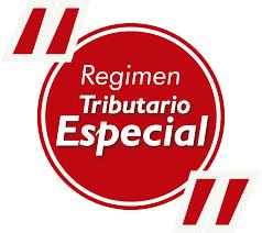 REGIMEN TRIBUTARIO ESPECIAL 2020